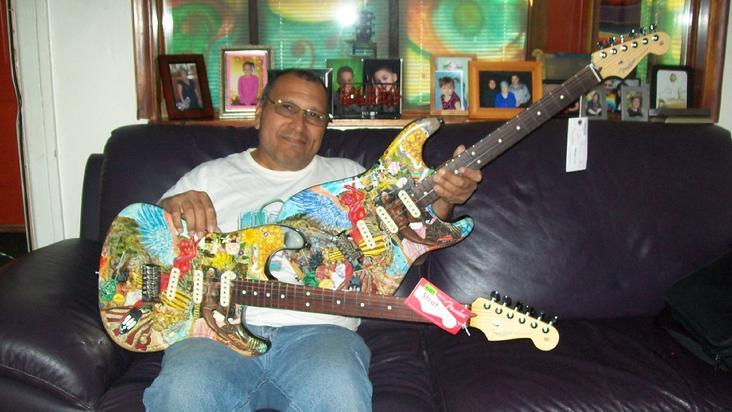 Art On Guitars